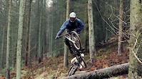 Mitchell and Kris - Falkland Downhill