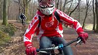 Racibórz Obora freeride Helmetcam
