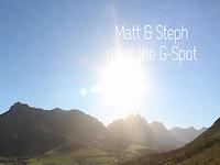 Matt & Steph rides the G-Spot