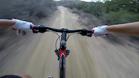 Kona to Carls Trail - Castaic - GoProHero3+