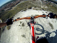KOM Strava - 'La cresta' -GoPro Hero
