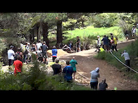 Auckland DownHill Champs. 440 Mountain Bike Park
