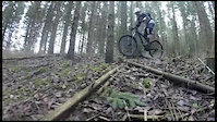Sending it at The Pines