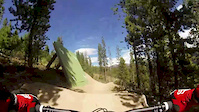 Trestle Bike Park: No Quarter