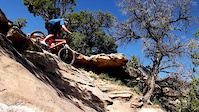 Porcupine Rim Mountain Biking