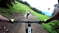 Bikepark Brandnertal // POV // Tschäck the Ripper