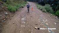 GoPro Trail View - Dusty's Downhill