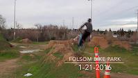 Folsom Bike Park Day Edit