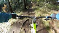 Trailride Evil Superbe | nailboard trail