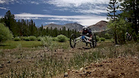 Riding in Mammoth