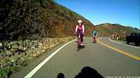 Hawk Hill/Sausalito ride highlights 2-13-16