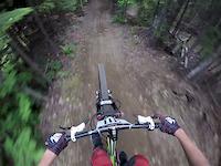 sugarloaf bike park supa-sweet race run