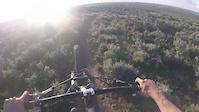 Fucking Around, trail riding and Eagle Bike Park