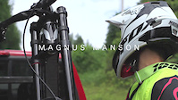 Sixty Seconds with Magnus Manson