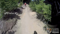 Cone Trail - Mt Bachelor Bike Park