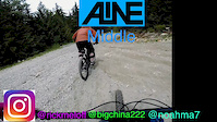 A Line Middle, Whistler Bike Park, Picture in...