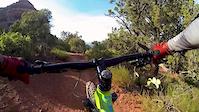 Hiline Climb (POV) - Sedona, AZ