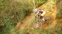 Ludovic Fabri hits the Sand Track   Raw 40