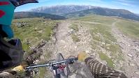 Frommes Trail high alpine @ Serfaus Bikepark