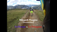 Bikepark Morgins - POV - September 2014