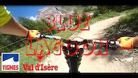 Blue Lagoon - Tignes - French Alps
