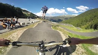 Grimentz 2016 - Velosolutions' Pumptrack