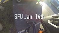 SFU Dirt Jump session