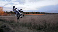 Moto With Kyle Sangers