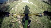 freeride eglouvi trail lefkada