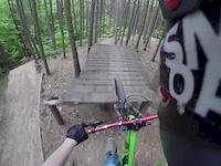 sopron Downhill - Freeride track