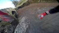 Bikepark Wales 'tunnel crash'