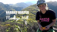 Harriet Harper is ripping Marleys Hill