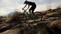Dakota Ridge Trail on the Guerrilla Gravity...