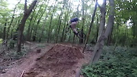 RAW GoPro clip, good times in Belgium,...