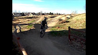 Eagle Bike Park tabletops
