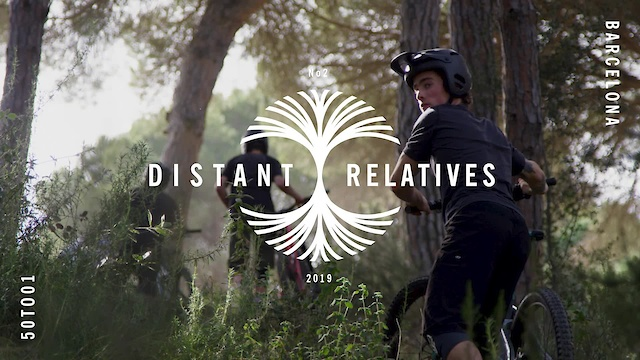 Video: Josh Bryceland & 50:01 Visit Barcelona in 'Distant Relatives' - Pinkbike